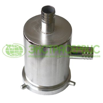Filter case of KF-25 fine milk filter - photo